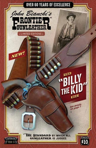 John Bianchi Frontier Gunleather - Western and Contemporary