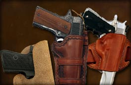 custom gun holsters