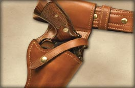 Full Leather Gunbelts
