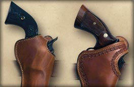 Precision Fitted Gun Holsters