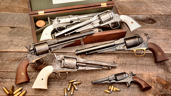remington revolvers