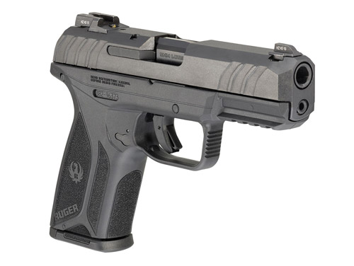 Ruger 9 Security